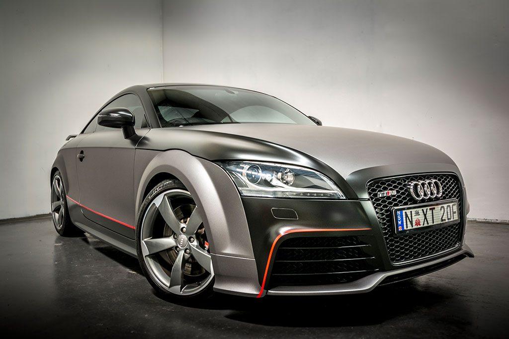 Audi TT Tinting