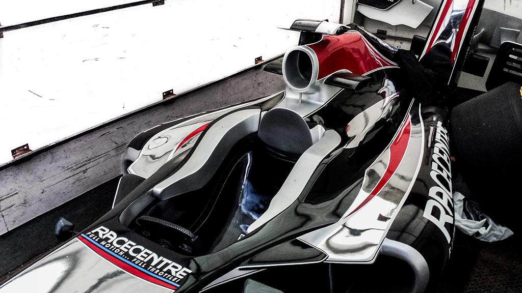 Racecentre F1 Replica Wrap