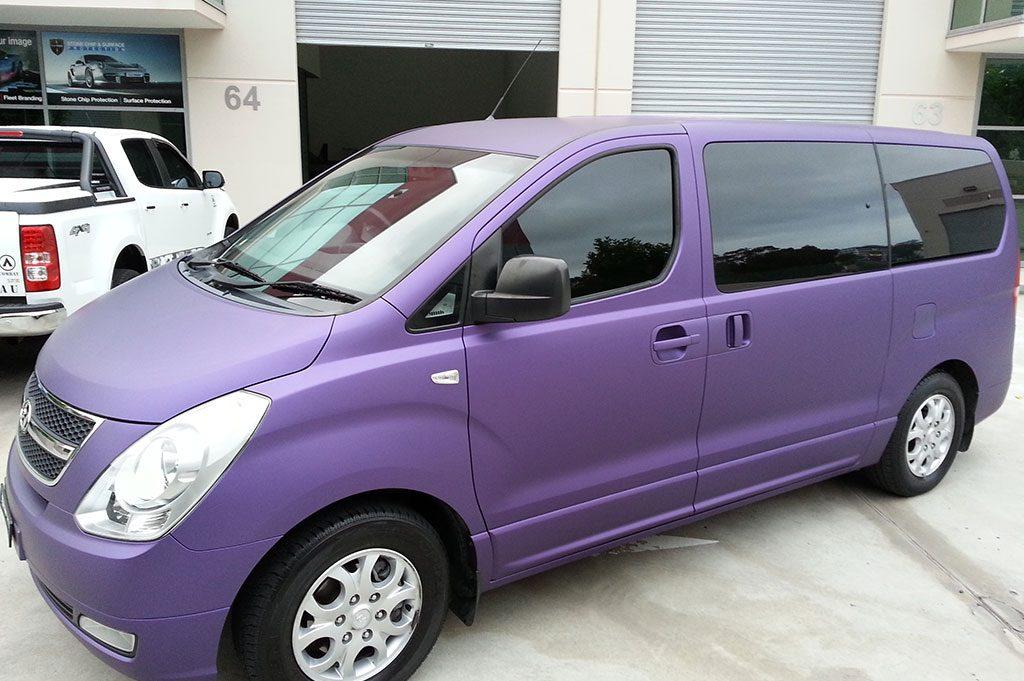 Hyundai iLoad Wrap