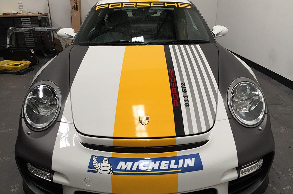 Porsche 911 GT2 Cup Wrap