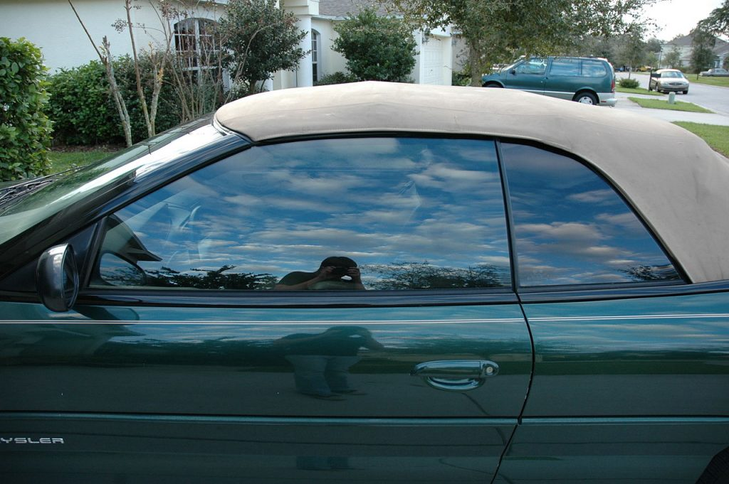 Tinted Car Windows with Auto Artisan