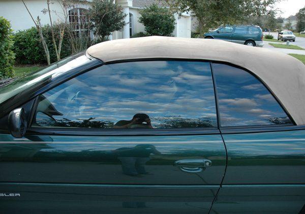 Tinted Car Windows with Auto Artisan