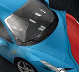 Car Colour Change