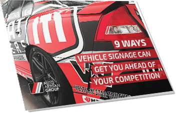 9 Ways Vehicle Signage Can Get You Ahead Of Your Competition