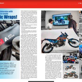 image magazine story