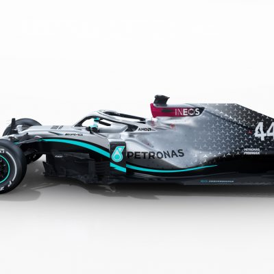 Mercedes-AMG F1 W11 EQ Performance  - Render