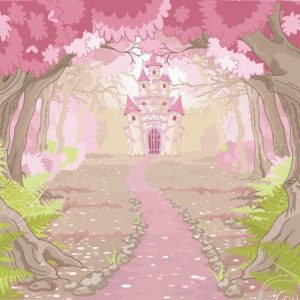 Pink forest lil artisan